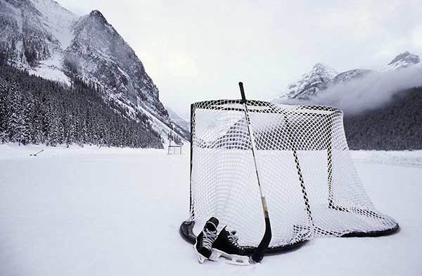 Ice Hockey Heaven Was Seen On Monday January 2 2012
