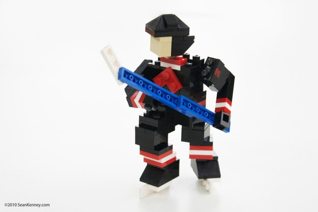 Lego Hockey Player - Elvis on Skates - 2010
