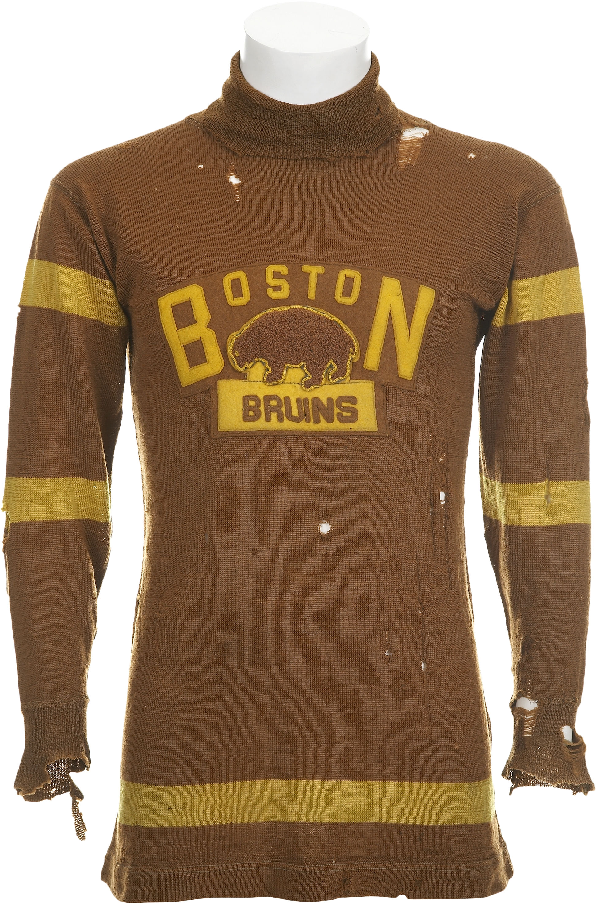 Boston Bruins Jersey History b7af38438