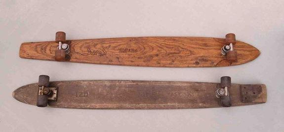Longboards antiguos