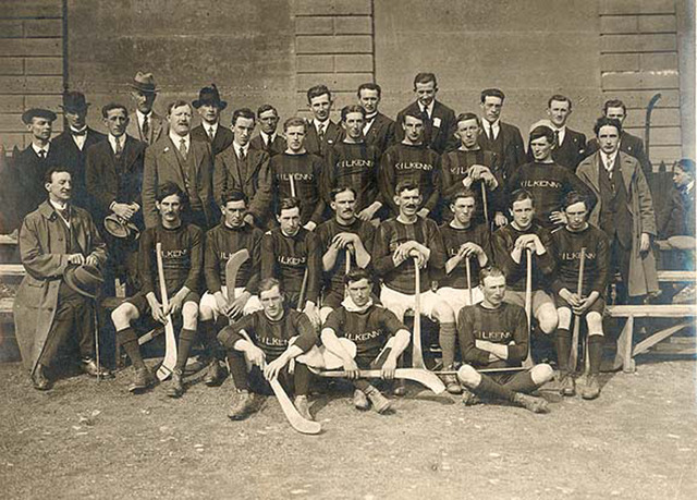 Kilkenny Hurling Team - Ireland - 1923