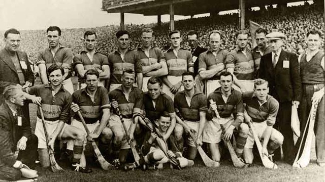 Tipperary Hurling Team - Ireland - 1949