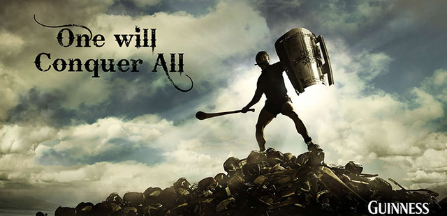 Guinness Hurling Ad - One Will Conquer All