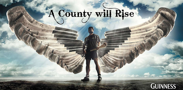 Guinness Hurling Ad - A Country Will Rise - Hurling Angel
