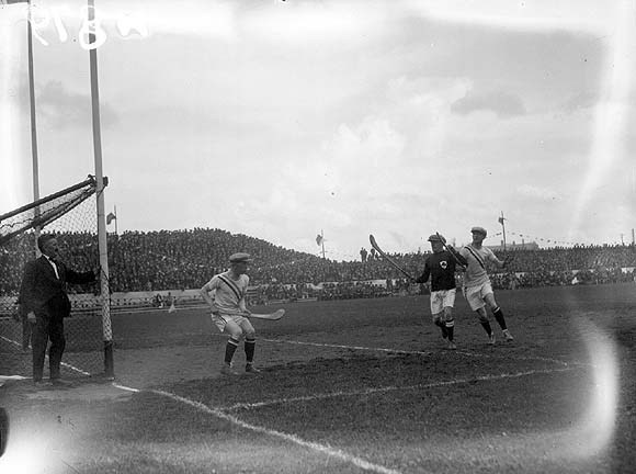 Tailteann Games - 1928 - Game Action - Ireland vs USA