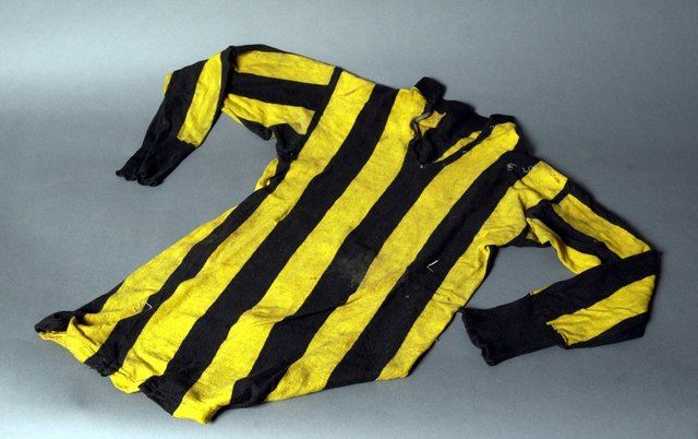 Antique Kilkenny All-Ireland Junior Hurling Jersey - 1914