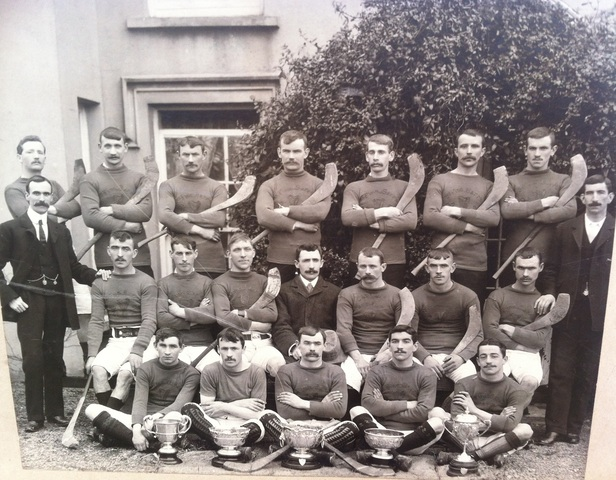 St Finbarr Hurling Club - Cork County Hurling Champions 1904-06