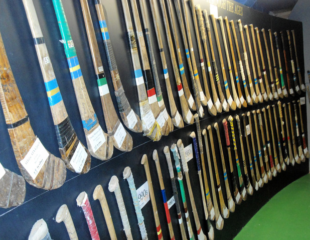 Antique & Vintage Hurling Sticks - 1930s Onwards - Lar na Pairce