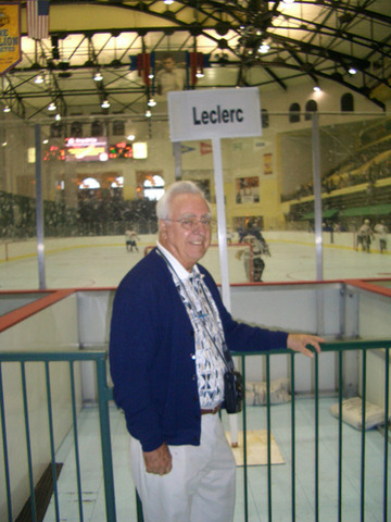 Raymond W LeClerc - Founder of Street Hockey and Dekhockey