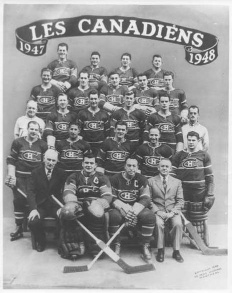 montreal vintage Canadiens