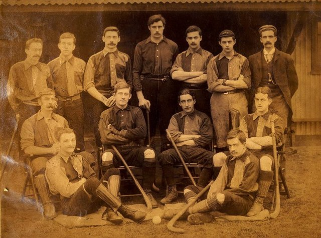 Blackheath Hockey Club - London - England - 1895