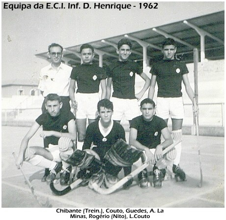 Quad Roller Hockey - Hardball Hockey - Rink Hockey - 1962