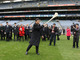 China Vice-President Xi Jinping Swings Hurling Stick  Croke Park