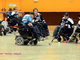Toronto Power Wheelchair Hockey League - Game Action