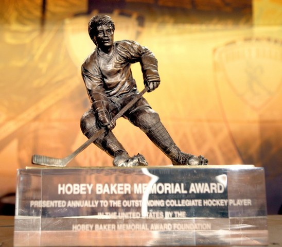 The Hobey Baker Memorial Award - Trophy