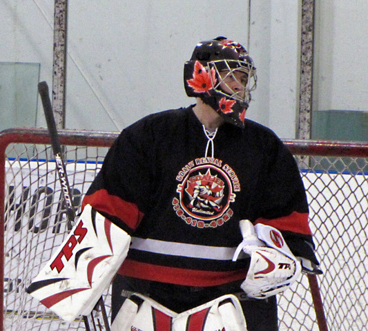 Daniel Smith Goalies Unlimited