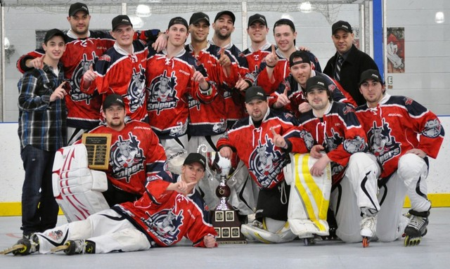Long Island Snipers - Founders Cup Champions - PIHA - 2013