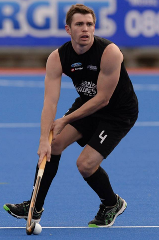 Nick Haig Nick Haig New Zealand Black Sticks Field Hockey 2013 HockeyGods