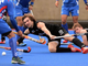 Isaac Staples - New Zealand Black Sticks - Field Hockey - 2013