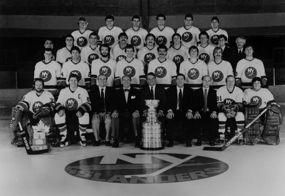 New York Islanders - Stanley Cup Champions - 1983