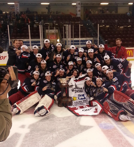 Brooks Bandits - RBC Cup - Canadian Junior A Champions - 2013
