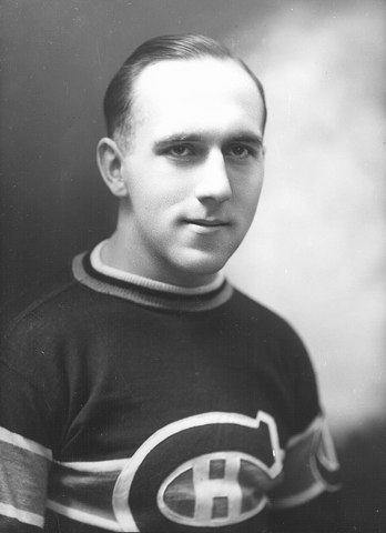 Howie Morenz - Howard William Morenz - Montreal Canadiens - 1920