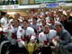Team Canada Women - ISBHF World Ball Hockey Champions - 2013