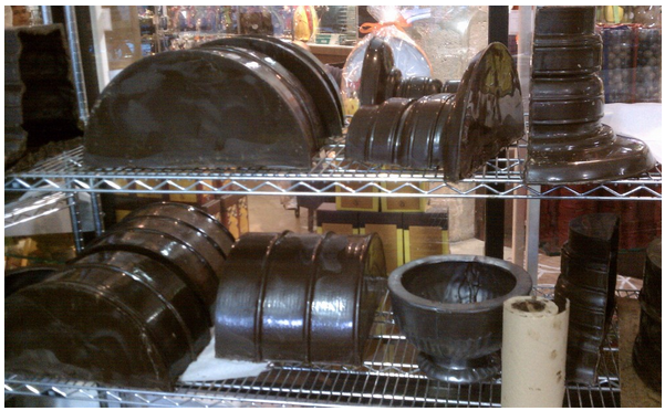Chocolate Stanley Cup Molds