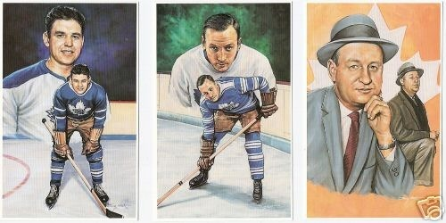 Hockey Cards Hockey Hall Of Fame Set Legends Of Hockey 2