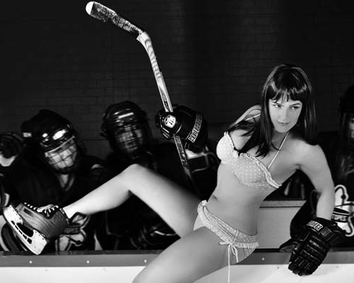 Hockey Goddess - Sexy Hockey