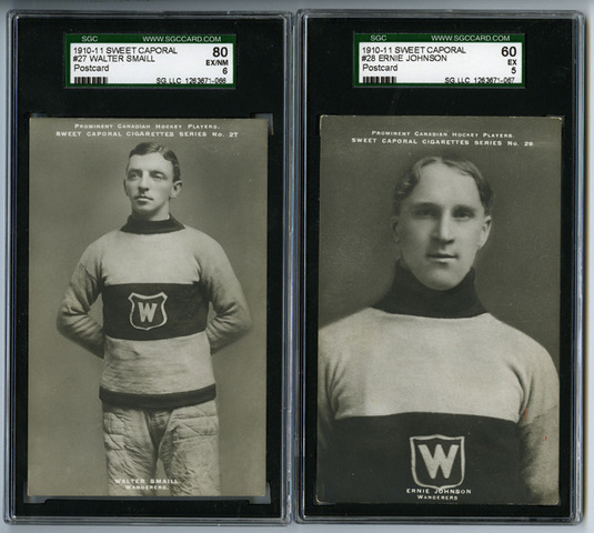 Sweet Caporal Hockey Cards 1910-11