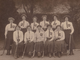 Antique Ladies Field Hockey Team - Early 1900s