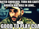 Ice Hockey Players Are The Toughest - LOOK AT Patrice Bergeron
