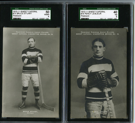 Hockey Cards 1911 The Set 16
