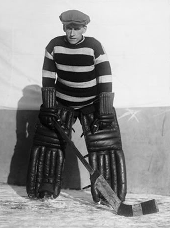 Alex Connell - Ottawa Senators - Late 1920s