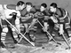 Chicago Blackhawks History - Gottselig, Mosienko & Bentley 1945