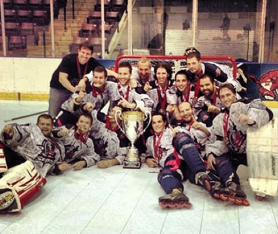 Mission Bauer Labeda Snipers = NARCh Pro Champions - 2013