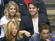 Steven R. McQueen from The Vampire Diaries at 2013 NHL Playoffs