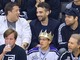 Jay Baruchel at a LA Kings 2013 Stanley Cup Playoffs Game