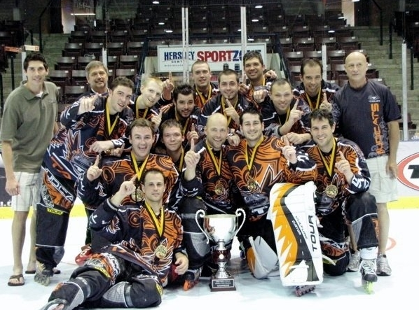 Tour Mudcats - NARCh Pro Champions - 2009