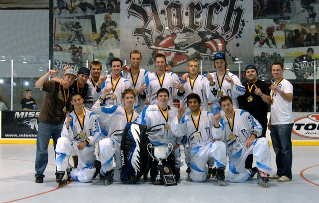 Revision Vanquish - NARCh Pro Champions - 2008