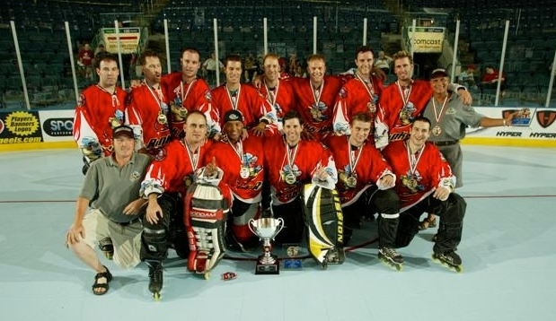 Team Rink Rat - NARCh Pro Champions - 2003