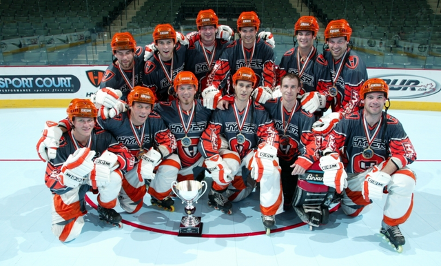 Team Hyper - NARCh Pro Champions - 2002