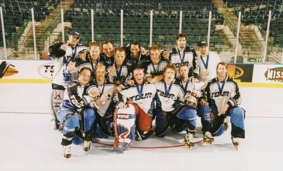 Team Labeda - NARCh Pro Champions - 2001