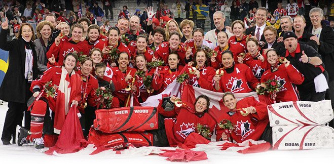 Team Canada Women