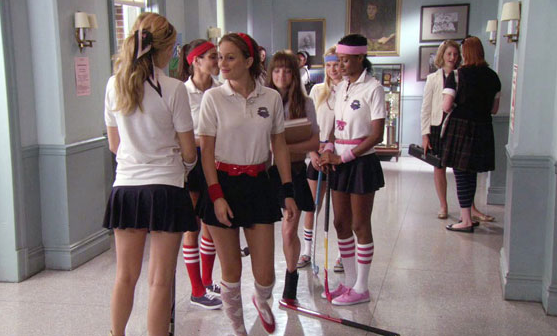 Gossip Girl Field Hockey Fashions   HockeyGods