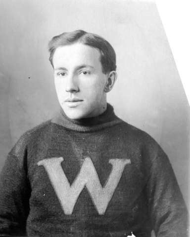 Harry Hyland - New Westminster Royals - PCHA - 1912