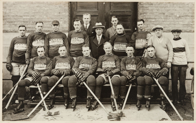 Toronto St. Patricks Team Photo 1926 Toronto St. Pats