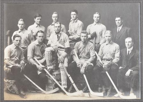 Princeton University Ice Hockey Team - Intercollegiate Champions