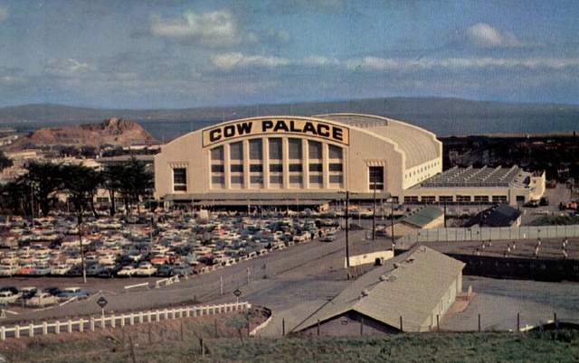 Cow Palace - Daly City, California